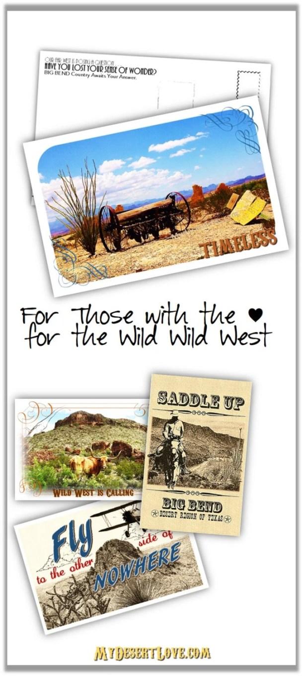 Wild West Texas Love is T...