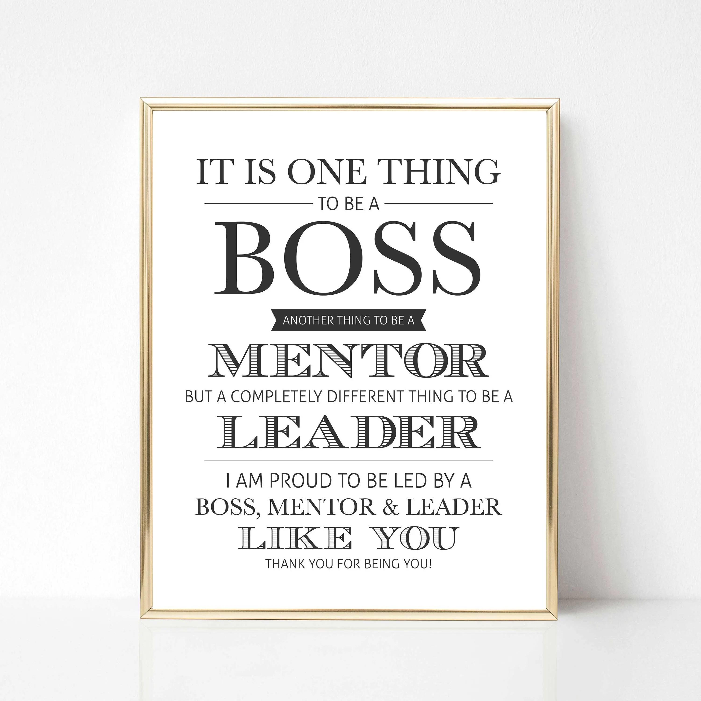 Appreciation Quotes: Appreciation Quotes For Your Boss