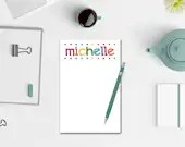 Personalized Notepad - Co...