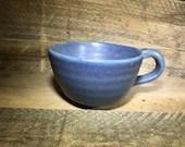 Matte Blue Ceramic Mug/Te...