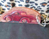 Hot rod keychains, 1940 W...