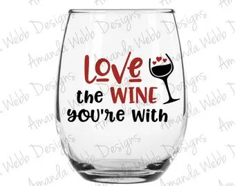 Download Love the wine   Etsy