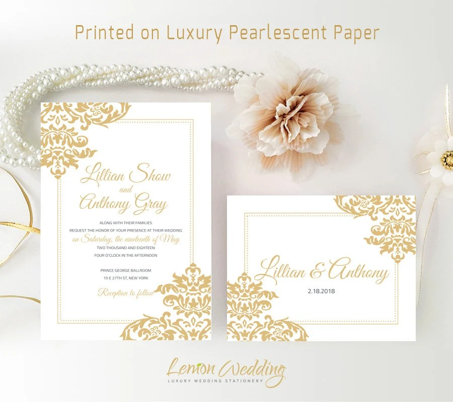 Cheap Wedding Invitation Kits Target
