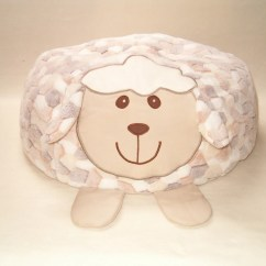Baby Pillow Chair Oversized Corner Reading Animal Floor Cushion Unisex Custom