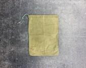 Drab Bag -- Green militar...