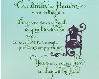 Download Heaven Christmas Ornament