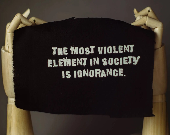 Ignorance Patch   Punk pa...