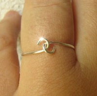 Pinky promise ring promise ring friendship ring best friend