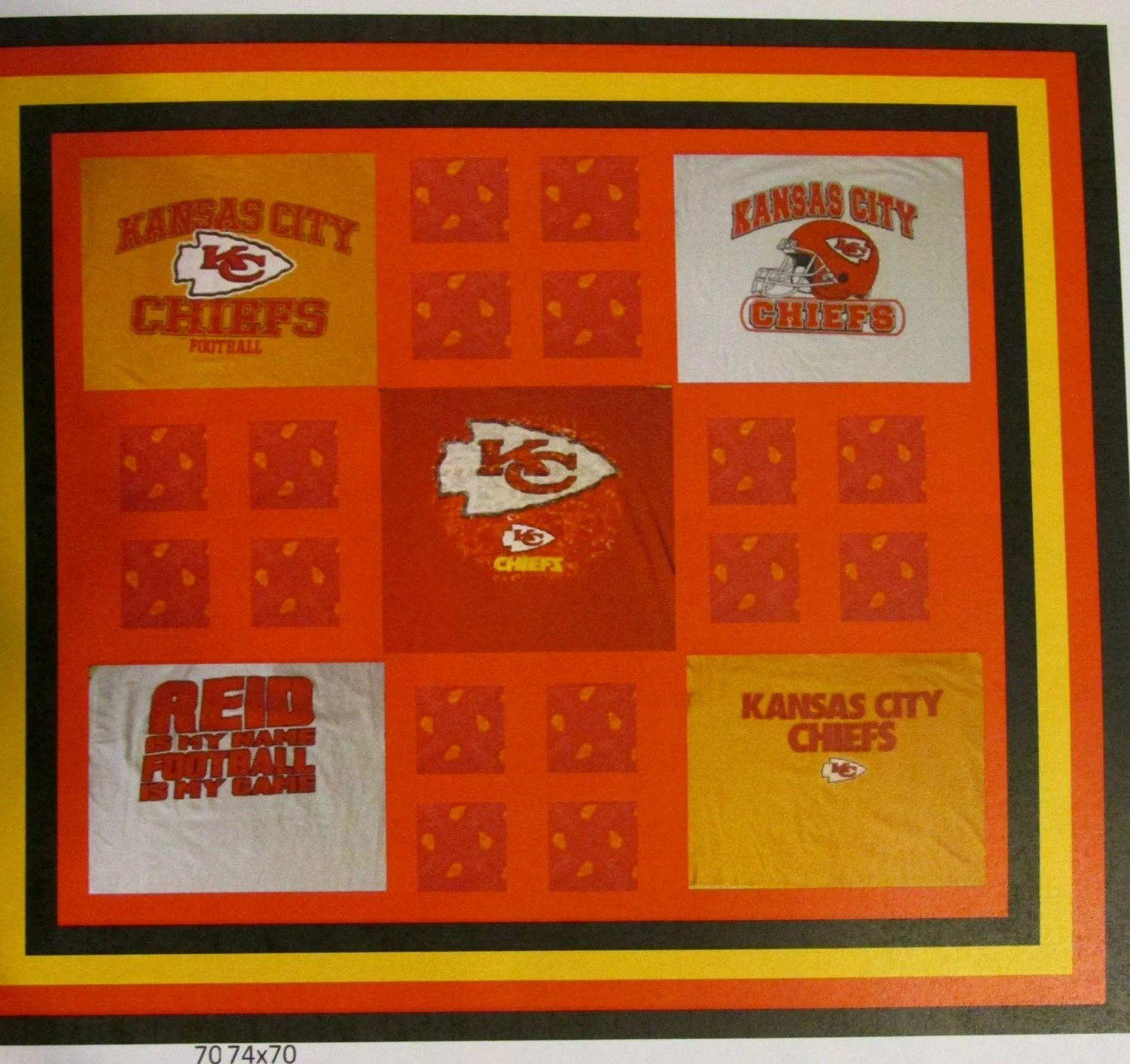 T Shirt Quilt Kansas City