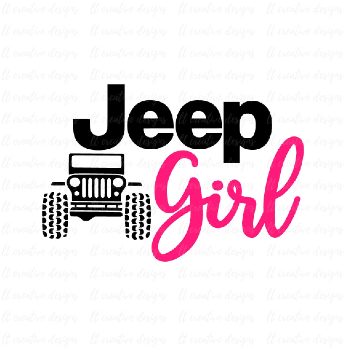 Download Jeep Girl SVG Jeep Svg SVG Files Cricut Cut Files