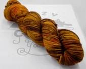 Earthdragon: 218 yards of 100% Superwash Merino wool in Terrestrial yarn base.