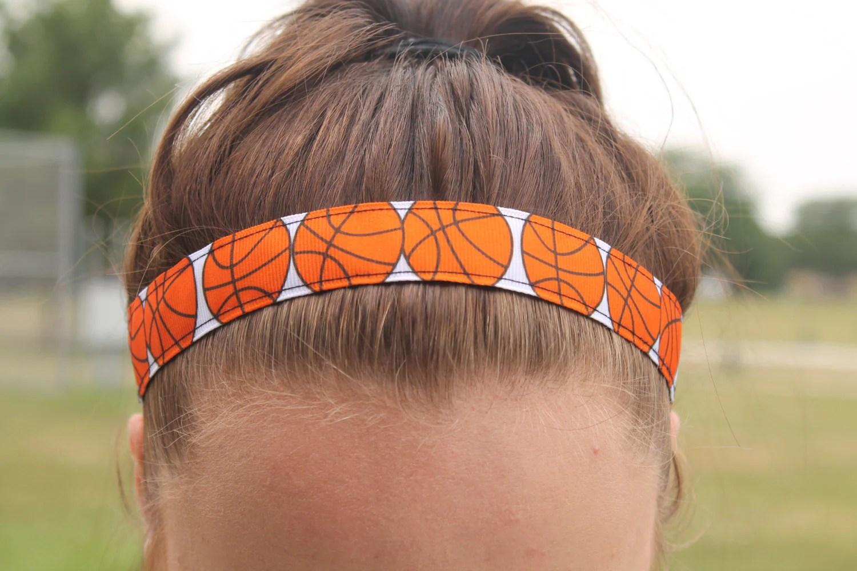 Basketball Sports Headbands Girls Athletic Headband