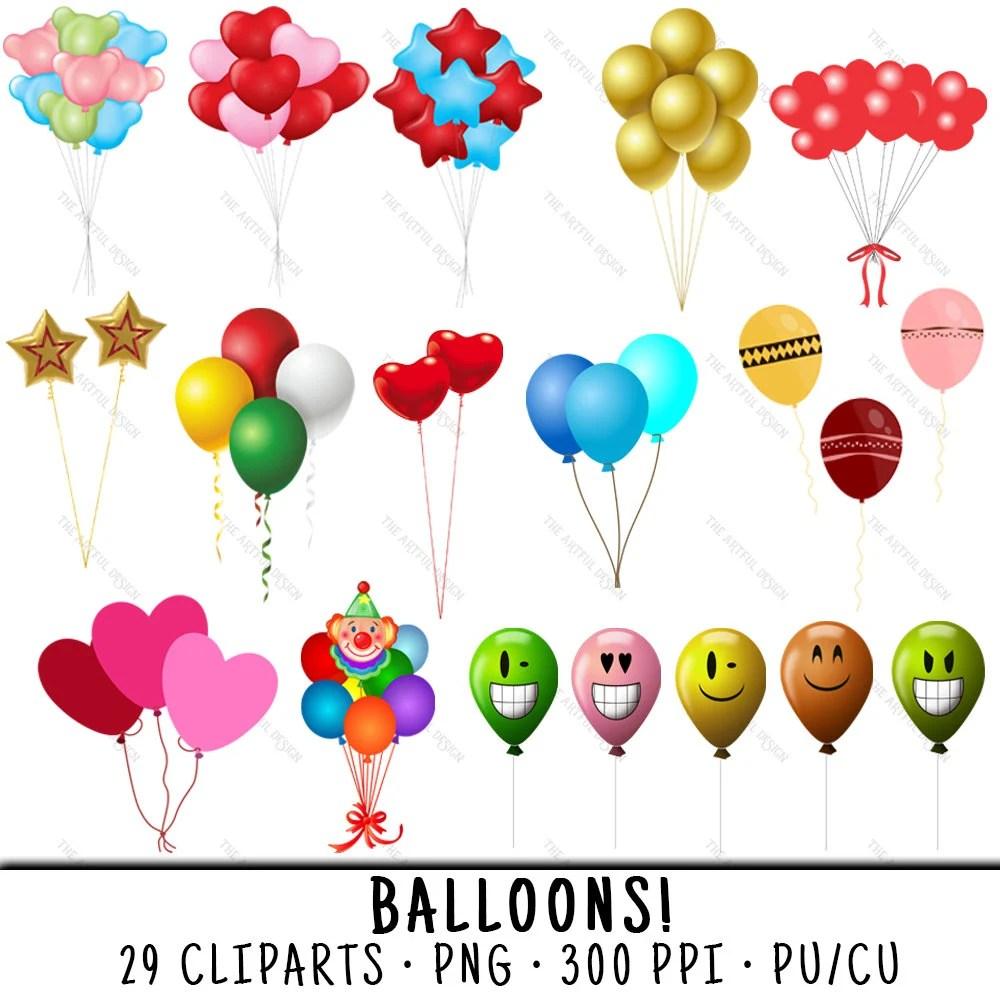 clipart balloons clip art