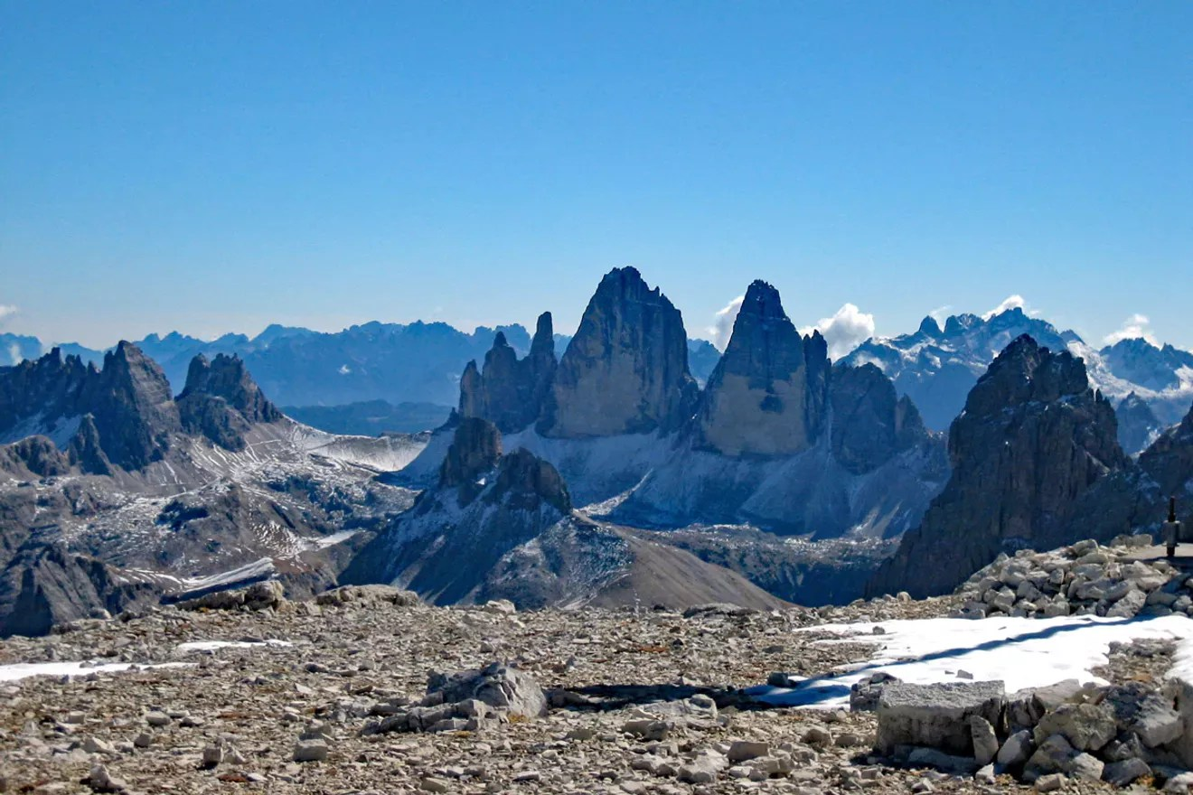 Dolomite Alps Nature Park Walking Tour 8 Days