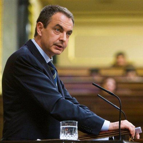 Zapatero anuncia un plan de 'rescate' financiero del sector inmobiliario