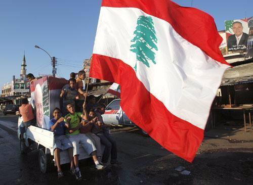 La coalición antisiria habría ganado las elecciones en Líbano