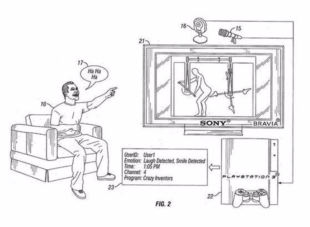 Playstation 3 sabrá lo que sientes