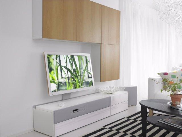 Ikea lanza en Espaa Uppleva el mueble con televisin integrada