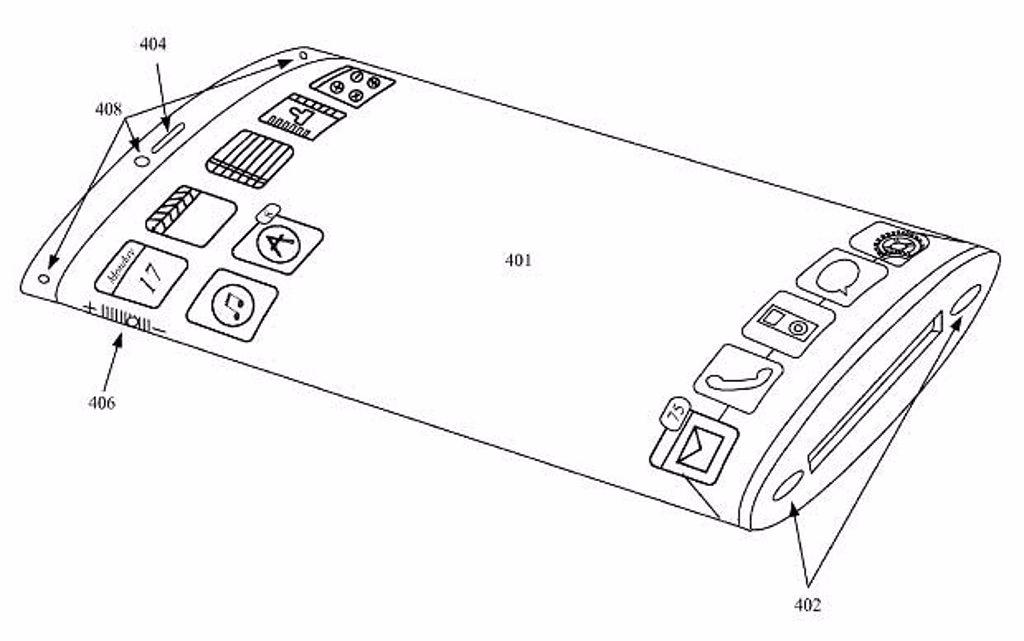 Aprueban una nueva patente a Apple sobre un dispositivo 3D