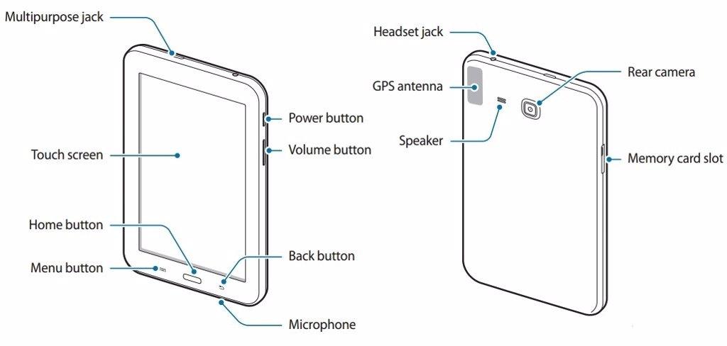Confirmado el 'tablet' Samsung Galaxy Tab 3 Lite por su