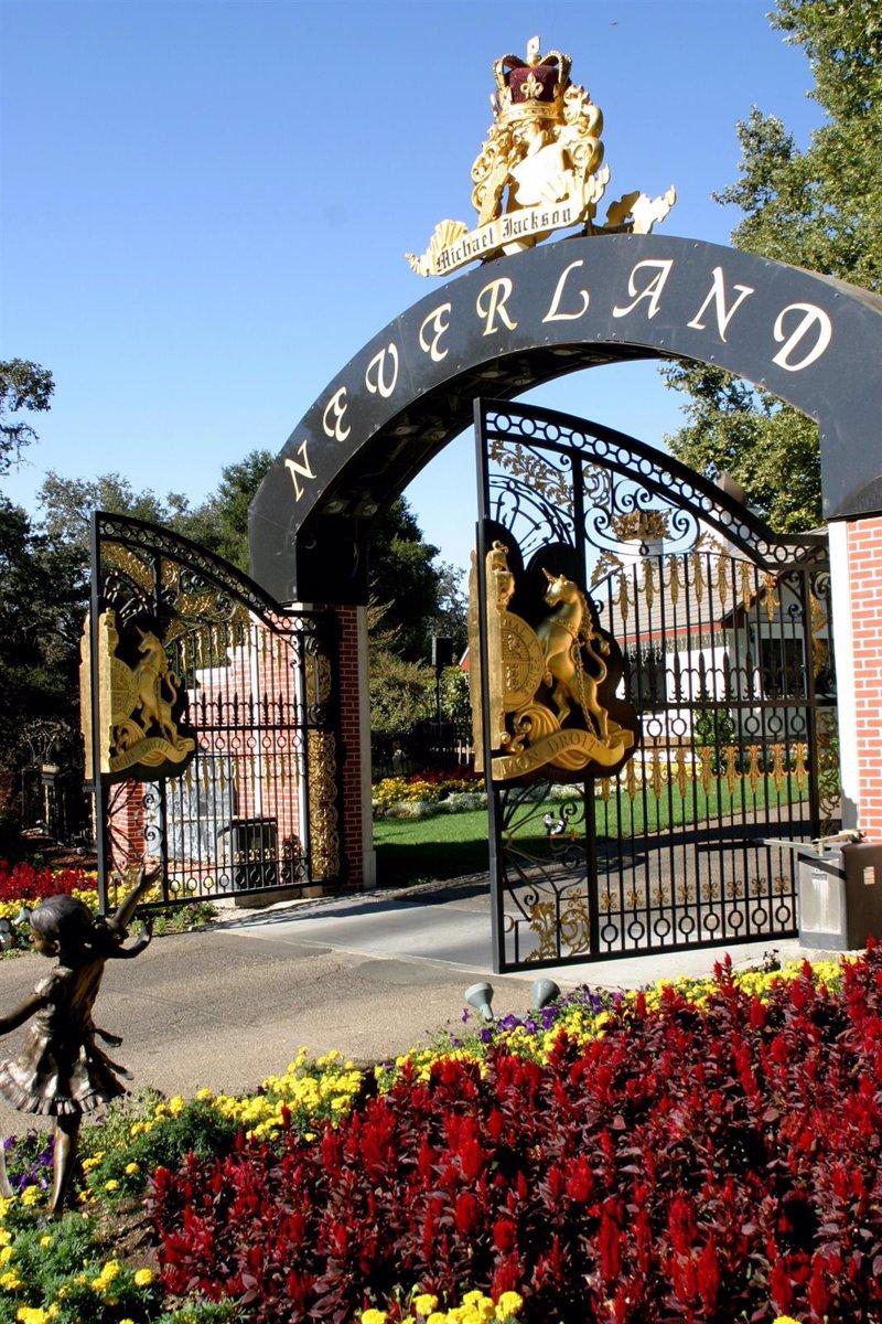 Neverland el rancho de Michael Jackson en venta