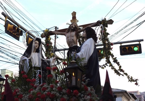 Semana Santa Bolivia