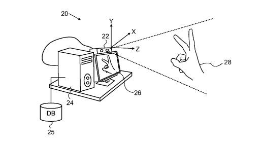 Apple desarrolla una tecnología para el control por gestos