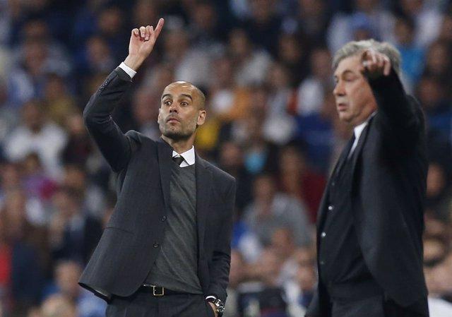 El Bayern confirma la marcha de Guardiola y la llegada de Ancelotti