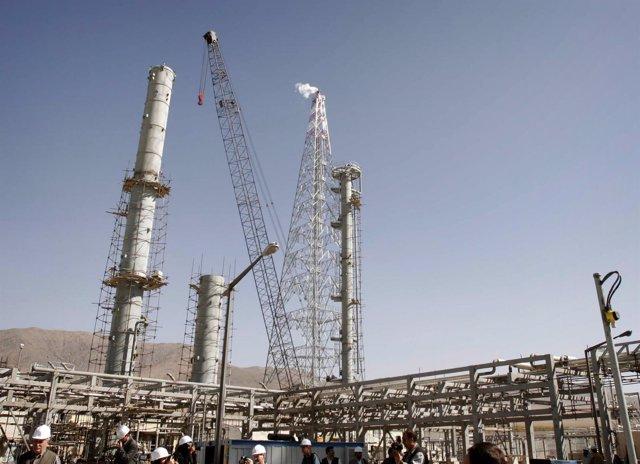 Instalaciones nucleares de Arak
