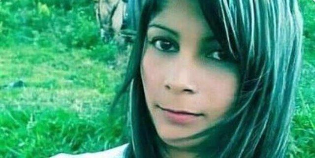 La activista colombiana Leidy Correa Valle