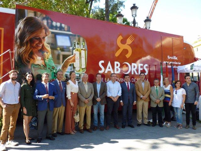 Resultado de imagen de Sabores de la Provincia de Sevilla