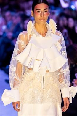 La diseñadora María Lafuente lanza una colección de moda sostenible