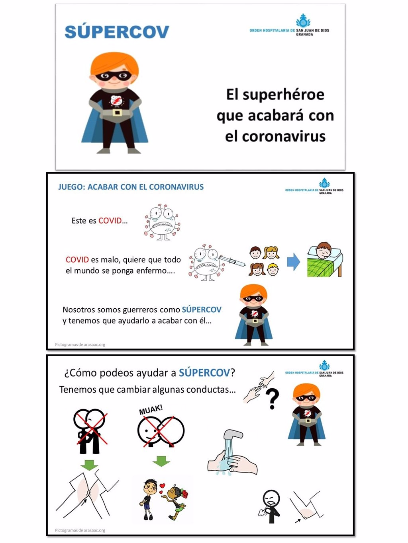 Imagenes Del Corona Virus Para Ninos