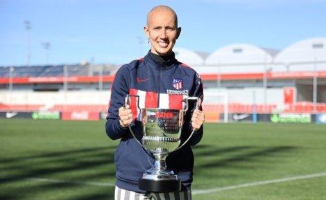 Torrecilla, Putellas, Hermoso y Abelleira, entre las galardonadas en los  Premios de Fútbol Femenino de MARCA