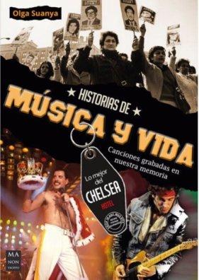 Un libro narra las historias de los clásicos de la música pop de los  últimos 80 años