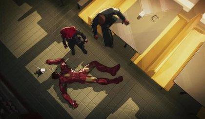 Asesinan a Iron Man en el nuevo adelanto de What If (¿Qué pararía sí...?) de Marvel Studios