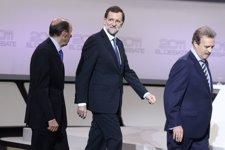 Rajoy Rubalcaba Y Campo Vida En El Debate