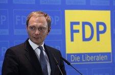 Christian Lindner, Secretario General Del Partido Liberal Demócrata (FDP)