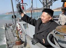 Líder Norcoreano Kim Jong Un