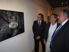 foto:Cortes - Inauguración de la exposición