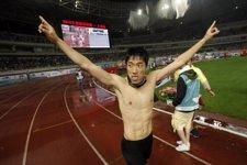 El Atleta Chino Liu Xiang