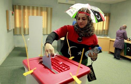 Los libios votan este sábado en las primeras elecciones libres en más de 50 años