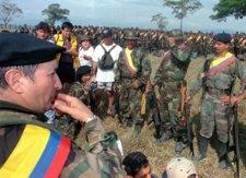 Víctor Julio Rojas, más conocido por su alias de Mono Jojoy, exjefe de las FARC