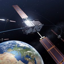 Tercer satélite Galileo