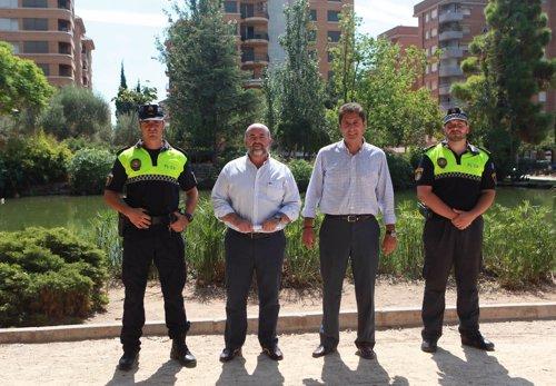 Campaña de control de perros sueltos en el Ayuntamiento de Castellón