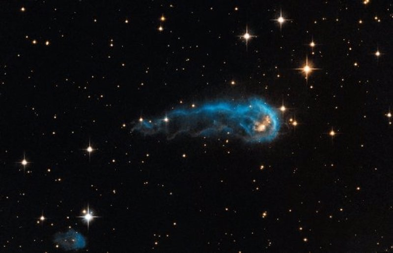 Oruga Cósmica - Hubble