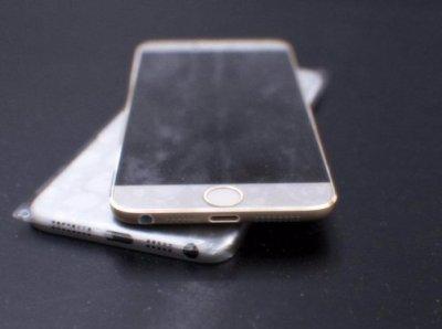 Las imágenes del iPhone 6 filtradas para el público