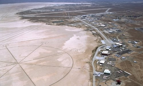 Centro De Investigación De Vuelo Armstrong De La NASA