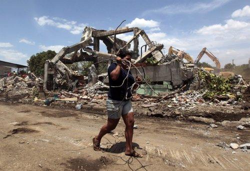Terremoto en Nicaragua abril 2014