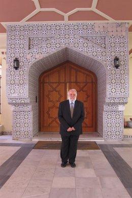 Riay Tatary, secretario general de la CIE y presidente de UCIDE